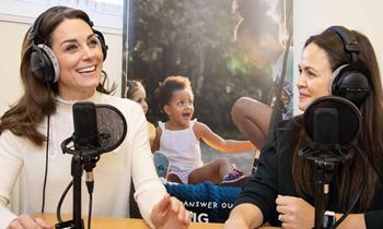 Sus tres embarazos, la crianza... El relato más sincero de la duquesa de Cambridge acerca de la maternidad