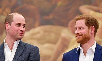 El distanciamiento entre los príncipes Guillermo y Harry, el otro daño colateral del 'Megxit'