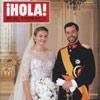 En ¡HOLA!: La gran Boda Real de los Príncipes de Luxemburgo