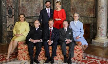 Muere el conde de Lannoy, padre de la Gran Duquesa heredera de Luxemburgo