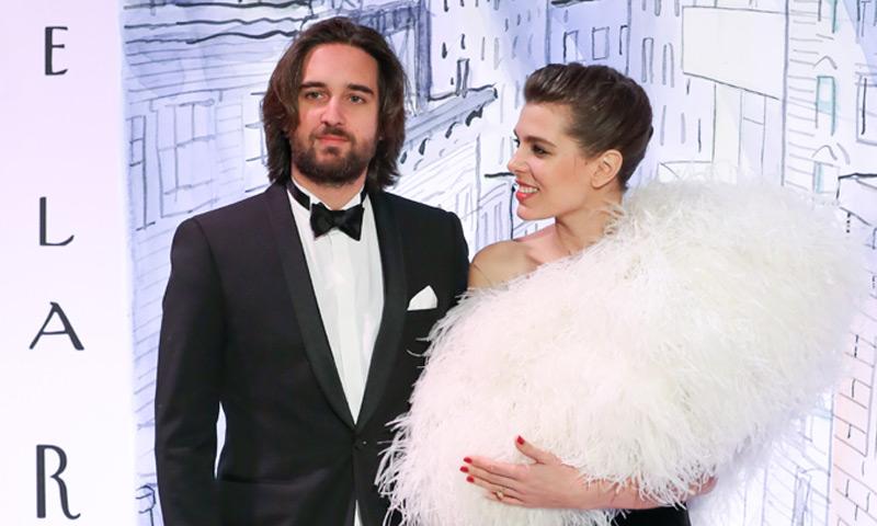¿Esperan Carlota Casiraghi y Dimitri Rassam su primer hijo?