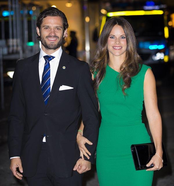 Así será el debut de Sofia como Princesa de Suecia