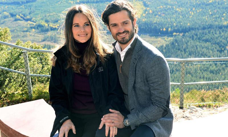 Carlos Felipe de Suecia de visita oficial en el extranjero con una princesa que no es Sofia