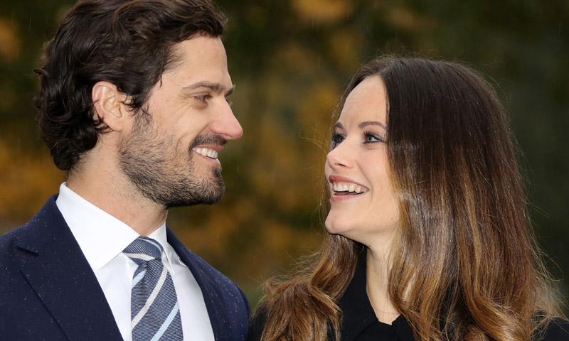 Tras reconocer el acoso sufrido, Sofia de Suecia se alía con el príncipe Carlos Felipe para su último proyecto