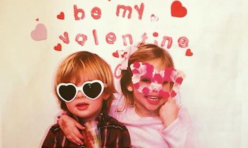 Leonore y Nicolas de Suecia, el más dulce San Valentín