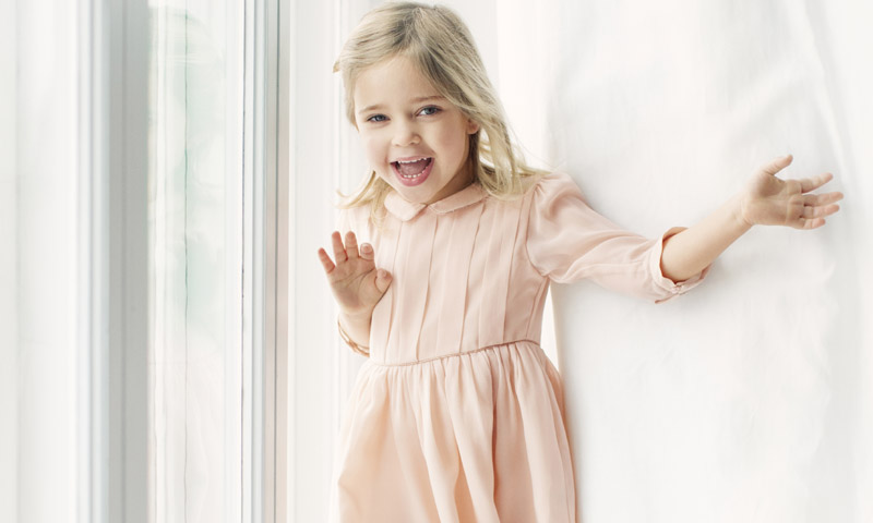 ¡Sonríe! Leonore de Suecia cumple 4 años con nuevas fotos