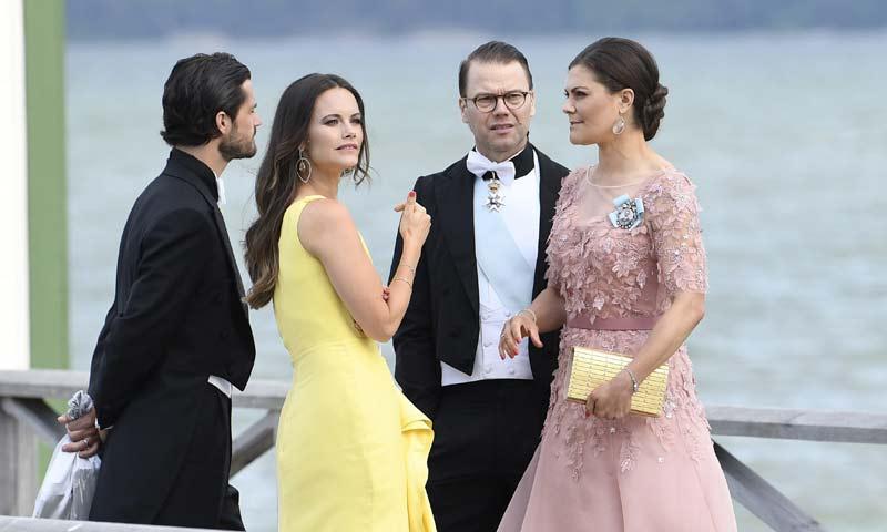 FOTOGALERÍA: La Familia Real sueca se va de boda