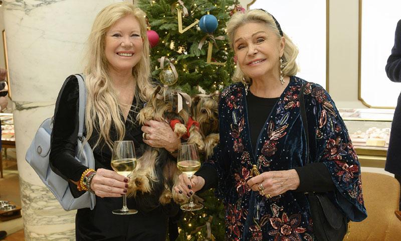 La princesa Beatriz de Orleans amadrina una fiesta 'perruna' muy solidaria