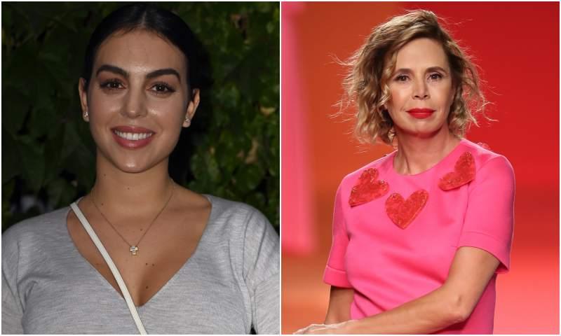 Georgina Rodríguez y Ágatha Ruiz de la Prada, muy comprometidas con la labor de Nuevo Futuro