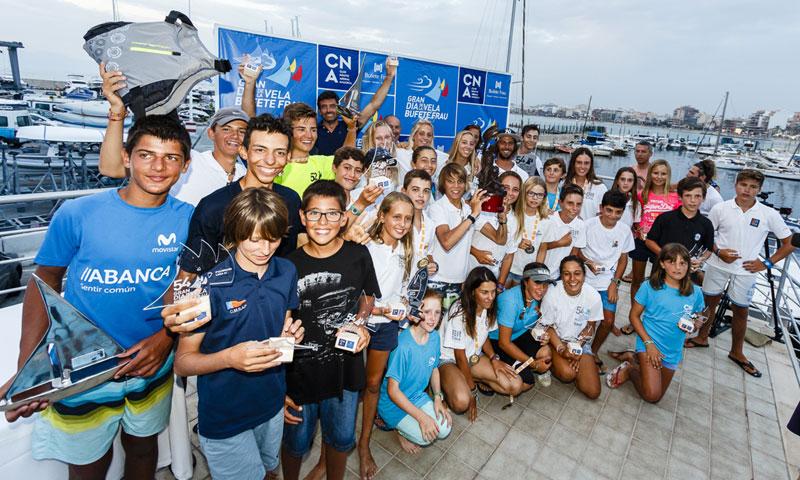 Mallorca concluye una edición más del Gran Día de la Vela