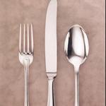 Normas b sicas sobre el uso de los cubiertos en la mesa for Como colocar los cubiertos en la mesa