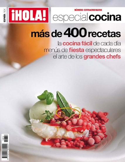 Especial cocina revista hola cocina y thermomix for Ordenadores para cocina