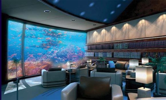 Jardin de estrellas para beita for Hoteles bajo el agua espana