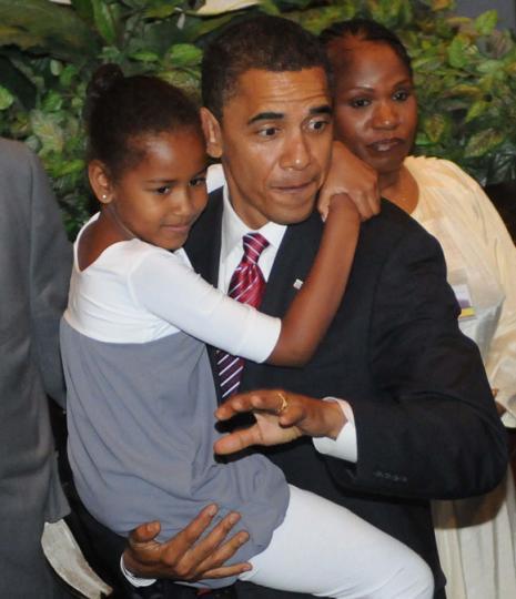 Meghan Mccain Barack Obama: ¿Cómo Son Obama Y McCain En Familia?