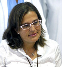Beatriz Reyes Ojeda, superviviente del terrible accidente aéreo, relata cómo vivió aquel duro momento - 1042-b