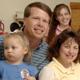 Un matrimonio estadounidense desafía a la crisis dando la bienvenida a su 18º hijo