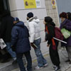 Profesiones de éxito en tiempos de crisis: croupier en Madrid o doncella en el País Vasco