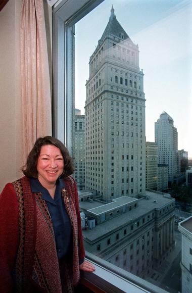 Sonia Sotomayor, la vida de una humilde puertorriqueña del Bronx convertida en jueza del Tribunal Supremo de EE.UU