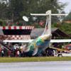 Dos turistas españoles salen ilesos de un accidente de avión en Tailandia