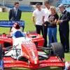 María de Villota estrena temporada en la Superleague Fórmula