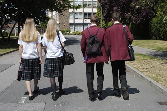Viajes de fin de curso, excursiones culturales y actividades extraescolares, para paliar el fracaso escolar en Francia