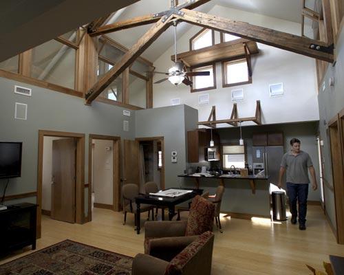 Conoce por dentro una casa emisi n cero la soluci n for Cocina con hidrogeno