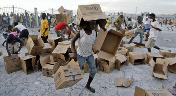 Haití continúa su