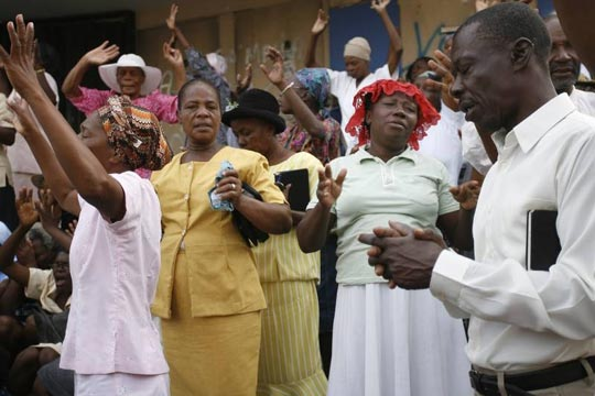 Haití se resiste a perder la esperanza