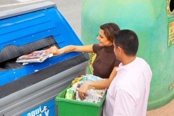 Tres de cada diez residuos reciclados no acaban en el destino adecuado