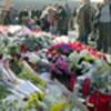 Flores y silencio en memoria de las víctimas seis años después del 11 M
