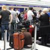 Se mantiene por cuarto día consecutivo el caos aéreo en los aeropuertos europeos
