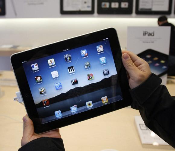 El iPad ya está en España: lo hemos probado