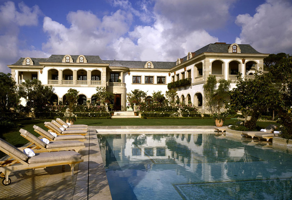 Огромные дома фото