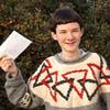 Arran Fernández, de 15 años, hace historia e ingresa en la Universidad de Cambridge