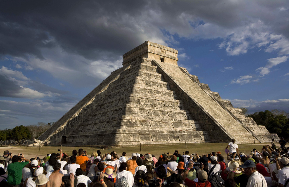 Las maravillas del mundo moderno en espectaculares fotograf as for Muralla entre mexico y guatemala