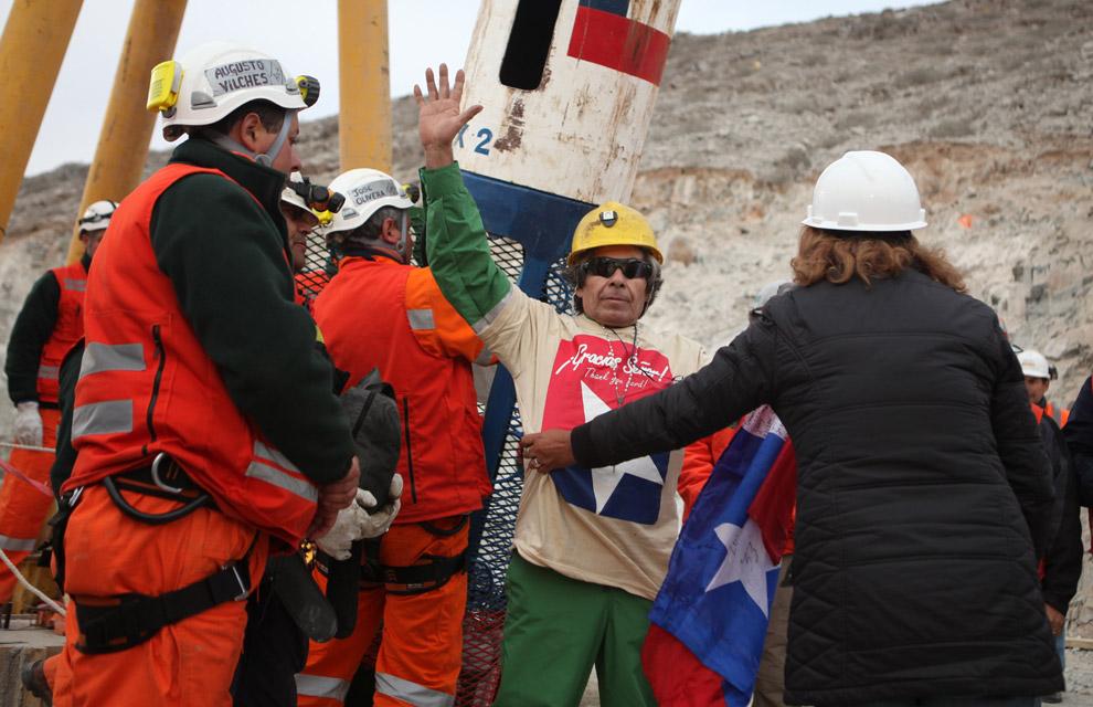 Las mejores fotografías del rescate que ha conmovido al mundo