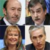 Zapatero remodela su Gobierno, con Rubalcaba como vicepresidente primero