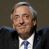 Fallece el ex presidente de Argentina Néstor Kirchner, marido de la actual presidenta, Cristina Fernández