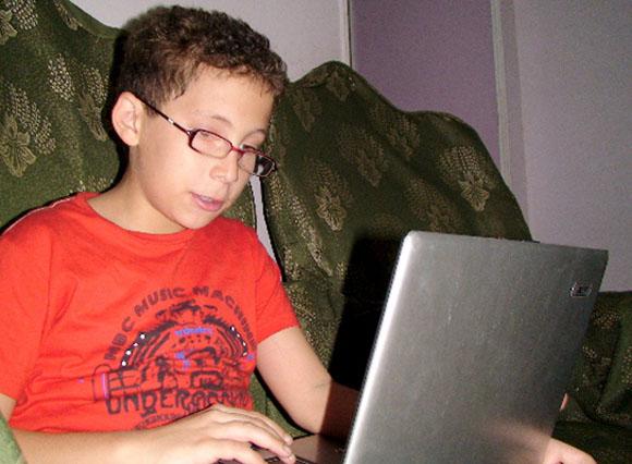 La insólita historia de Wael, el niño más inteligente del mundo: con 11 años ya trabaja para Microsoft