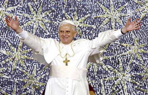 Santiago de Compostela y Barcelona se preparan para recibir esta semana al Papa Benedicto XVI