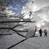 Espectaculares fotografías: las primeras nieves tiñen España de blanco