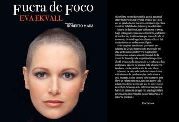 La historia de Eva Ekvall, la miss que venció a un cáncer de mama y que hoy lucha por la prevención de la enfermedad