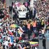 Más de un millón de fieles asisten en Roma a la beatificación del Papa Juan Pablo II