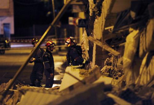 El terremoto de Lorca, en Murcia, el que ha causado más víctimas desde 1956