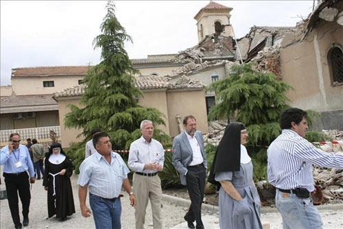 Lorca trata de recuperar la actividad con la reapertura de gran parte de los colegios y de algunos comercios