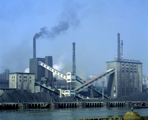 Las emisiones de CO2 a la atmósfera alcanzaron niveles récord en 2010