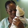 Antonino, un bebé nacido en pleno vuelo