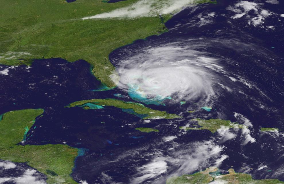 Las impresionantes imágenes de destrucción tras el paso del huracán 'Irene' por el Caribe