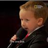 La insólita historia de Kanon Tipton, un niño de cuatro años convertido en predicador