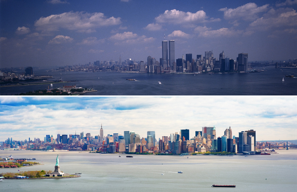 En fotos: La ciudad de Nueva York, diez años después del 11-S